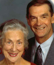 Barbara and Howard Doster