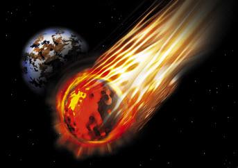 Mayan Meteor