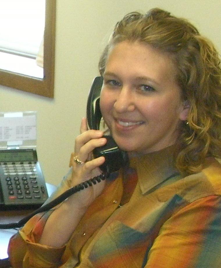 Sarah Dixon, FBS Tech Services Manager
