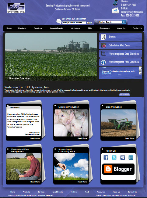FBS Systems Home Page