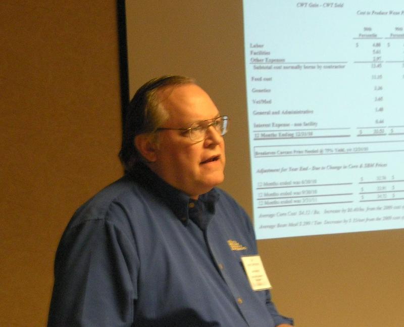 John McNutt Crop Benchmarks