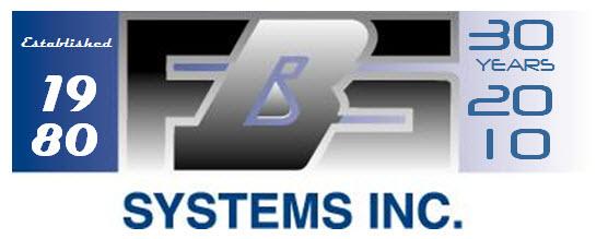 FBS 30 Year Logo