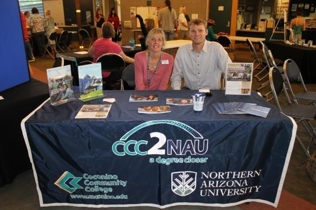 CCC2NAU at convocation 2012