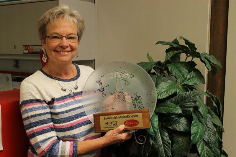 Kathy Nesbit award