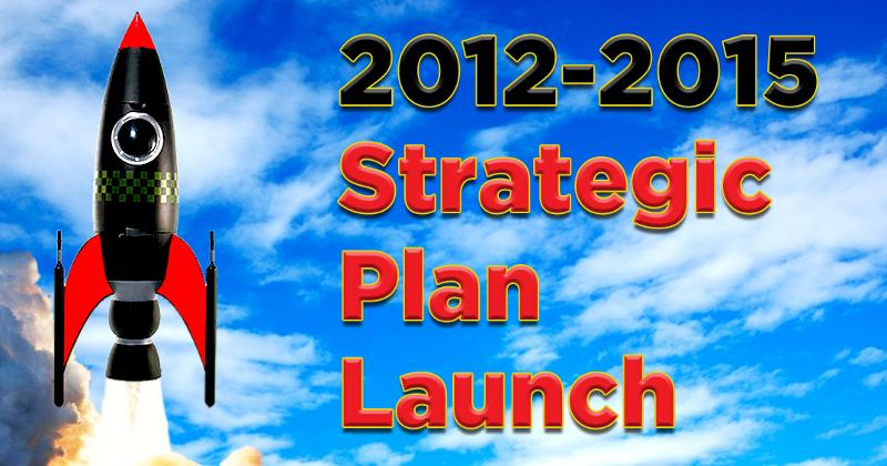 Strategic Plan Launch