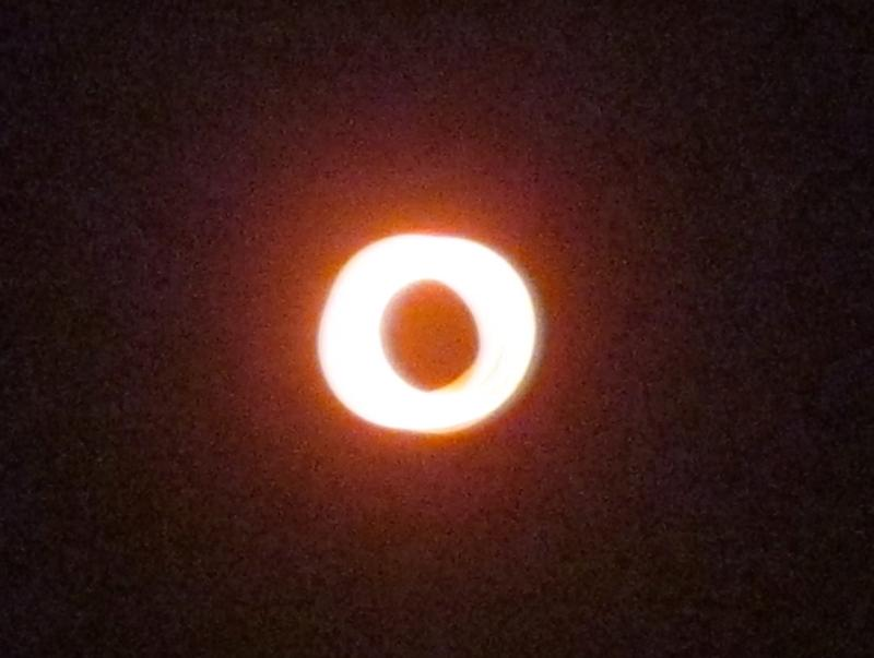 2012 Solar Eclipse in Page, AZ