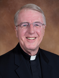 Father Dominic Duggins
