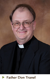 Glenmary Father Don Tranel, Development Director
