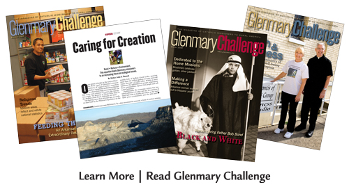 Learn More | Read Glenmary Challenge