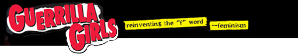 Guerrilla Girls logo