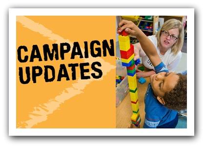 Campaign-Update