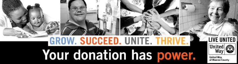 Grow. Succeed. Unite. Thrive.