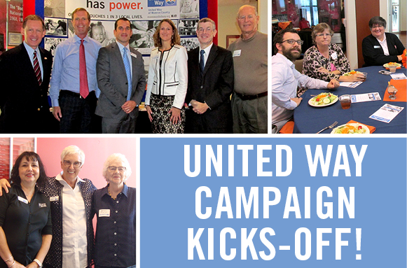 United Way Campaign Kicks-Off!