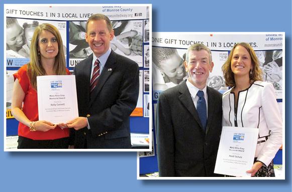 Mary Alice Gray Memorial Award Winners