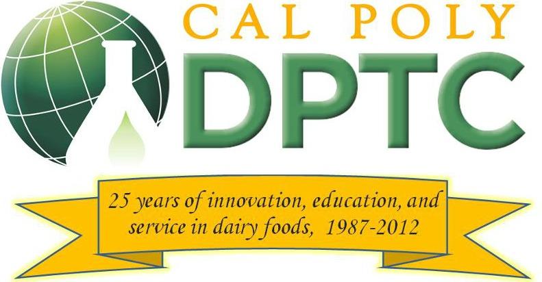 25 yr DPTC logo
