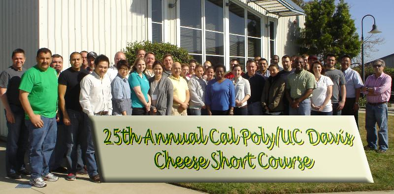 2013 Cheese I Short Course