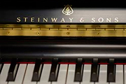 Steinway _ Sons piano