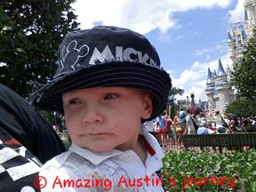 Austin in Disney