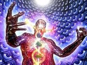 Alex Grey new image 2011