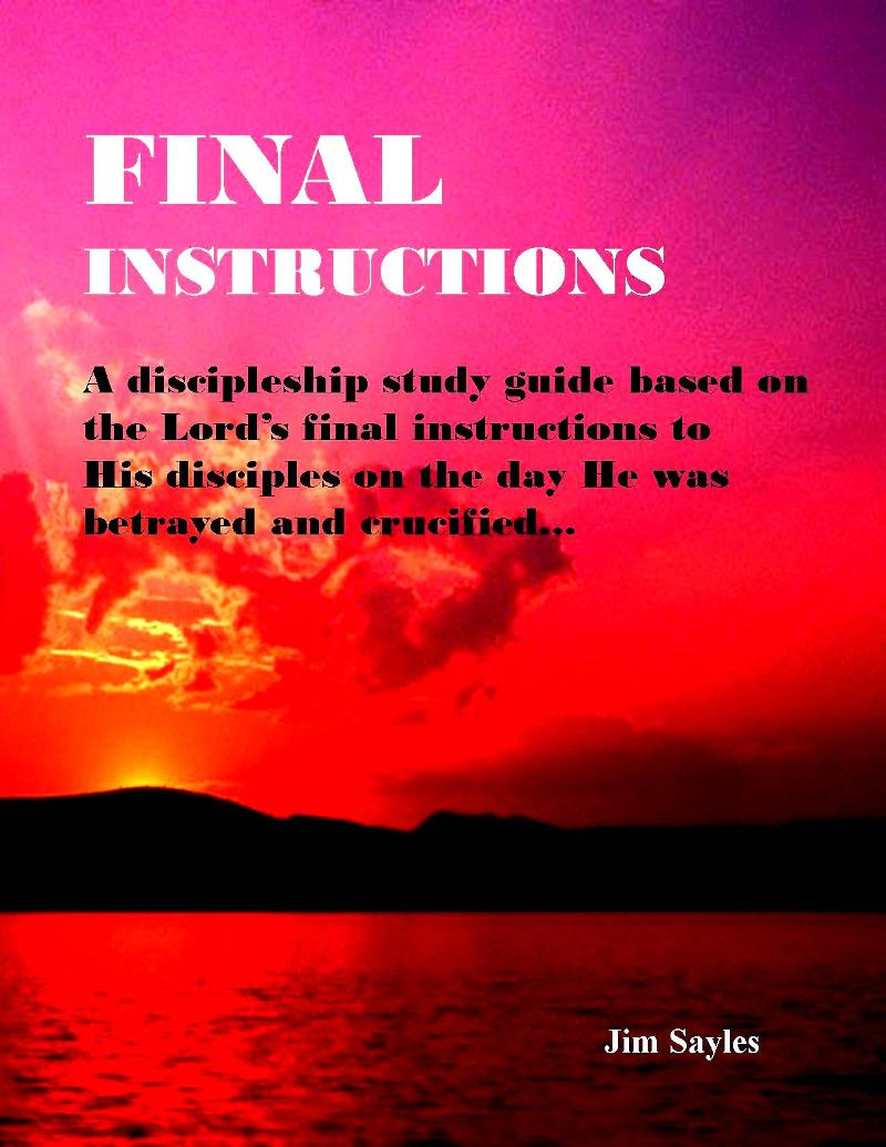 Final Instructions cover