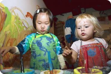 Habitot Kids Painting