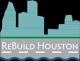 Rebuild Houston Logo