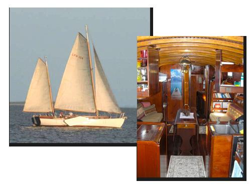 Sailing Vessel Alondra