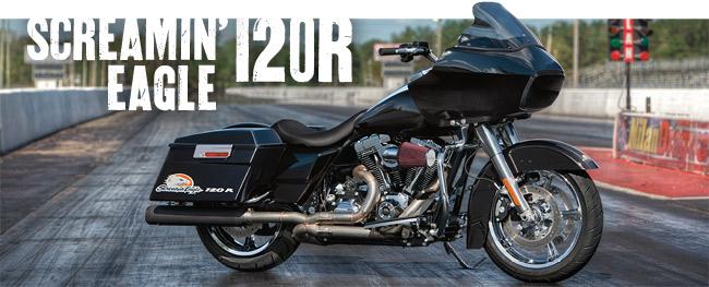 Harley Davidson 120R – Motorcycle Image Ideas