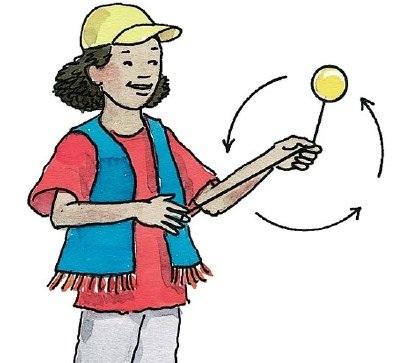 Yo-yo girl