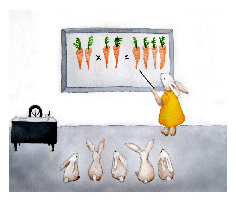 Multiplying Rabbits