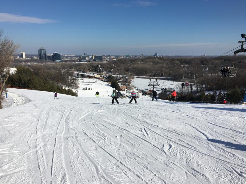 Hyland Hills Ski