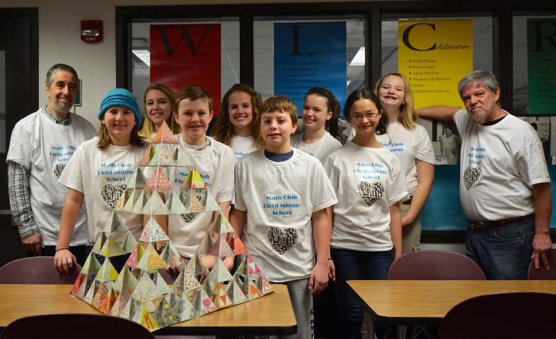 Math Club Photo