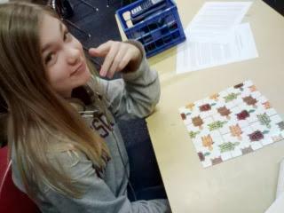 Puzzles in Mr Leavitt's room (Clairissa)