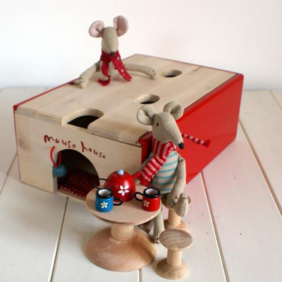 Mouse House 3