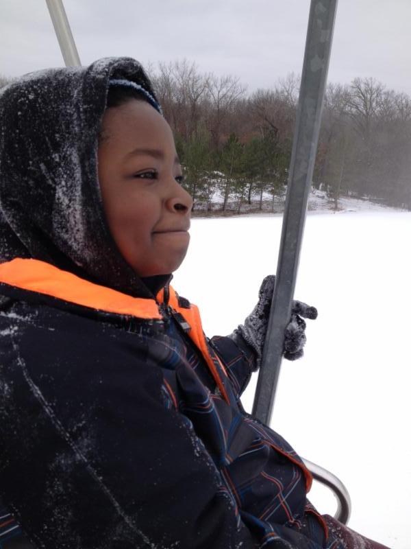 Hyland Hills Ski Trip (Dec 2014)