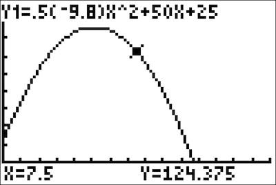 Rocket Parabola
