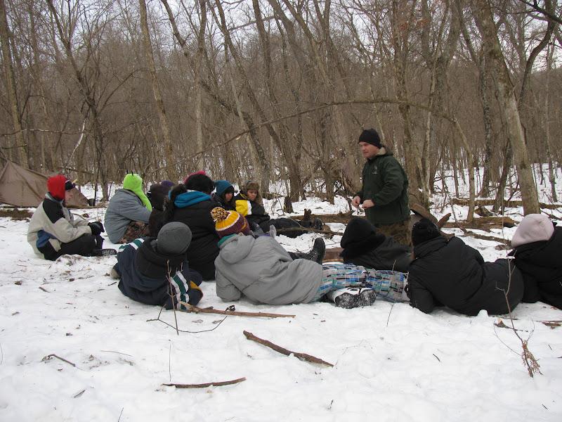 Winter Survival Class (random)