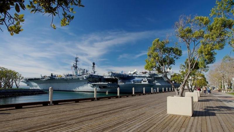 USS Midway - Partner