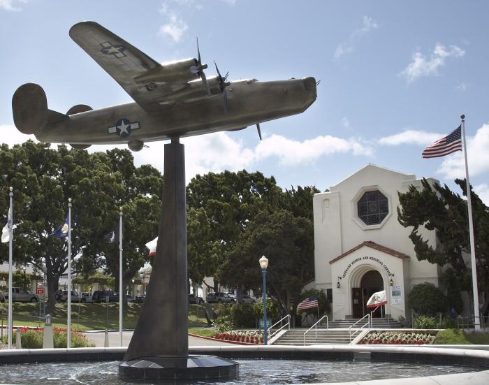 B-24 Memorial