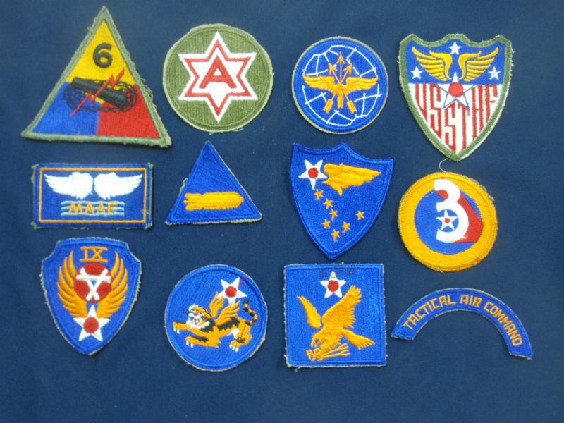 WWII Patches