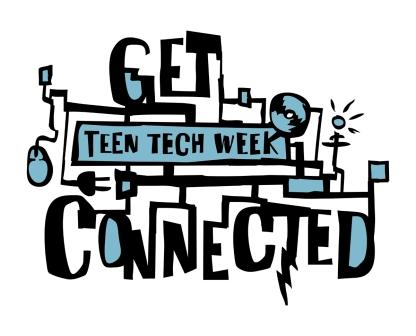 Teen Tech Week Logo