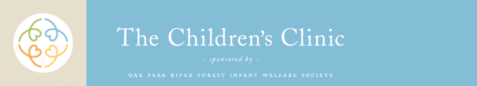 The Children's Clinic sponsored by Oak Park River Forest Infant Welfare Society