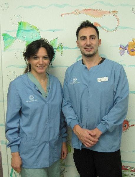 new dental students