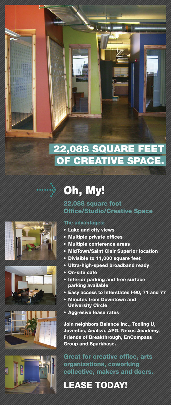 See the Potential. 22088 sq foot Office, Studio, Creative Space for Lease