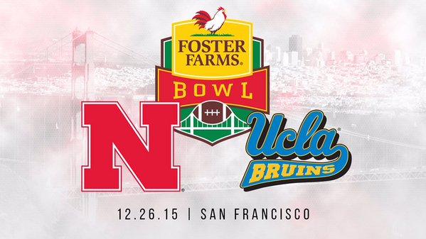 2015 Foster Farms Bowl Game
