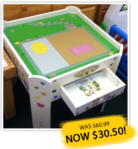 calico critters play table sale images