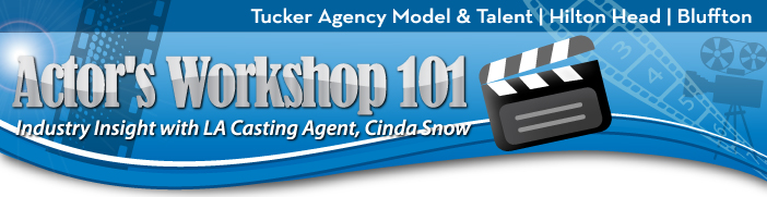 Actor's Workshop 101, Industry Insight with LA Casting Agent, Cinda Snow