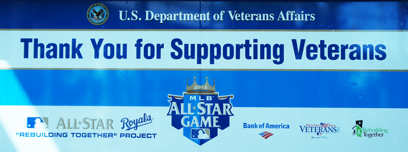 MLB All-Star 2012 Veterans Project