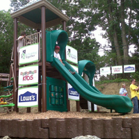 Carters Kids Playground