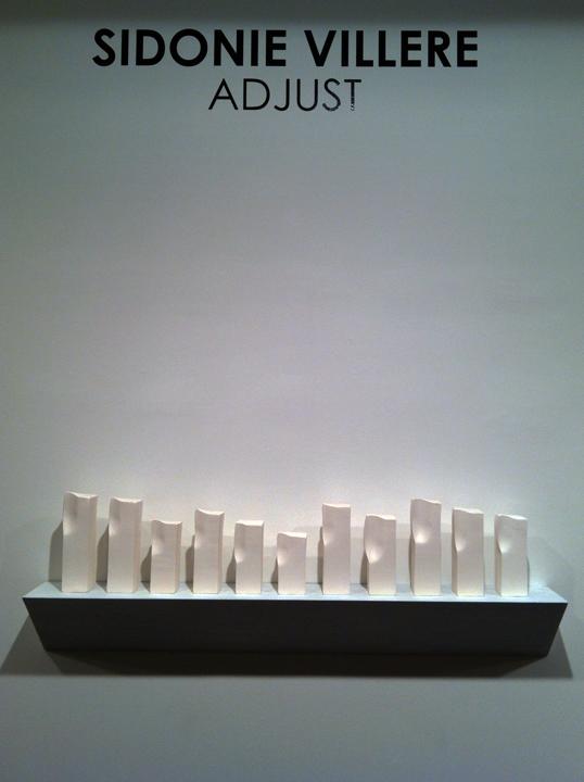 Sidonie Villere And Jonathan Ferrara Exhibitions At